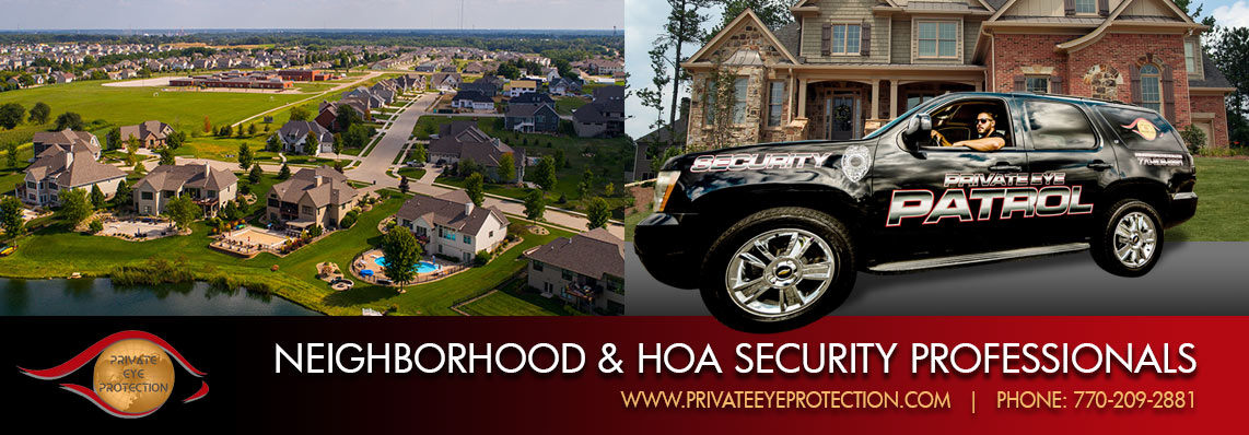 Cumming, GA Neighborhood Security Guards & HOA Security